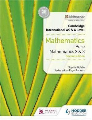 Cambridge International AS & A Level Mathematics Pure Mathematics 2 and 3, 2nd Ed