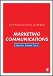 Marketing Communications: Objectives, Strategy, Tactics