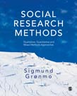 Social Research Methods: Qualitative, Quantitative and Mixed Methods Approaches 3ed