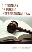 Dictionary of Public International Law