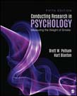 Conducting Research in Psychology: Measuring the Weight of Smoke 5ed