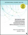 Business and Professional Communication: KEYS for Workplace Excellence 4ed (ISE)