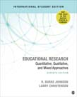 Educational Research: Quantitative, Qualitative, and Mixed Approaches 7ed (ISE)