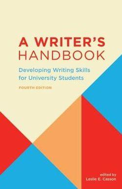 Writer's Handbook: Developing Writing Skills for University Students 4ed
