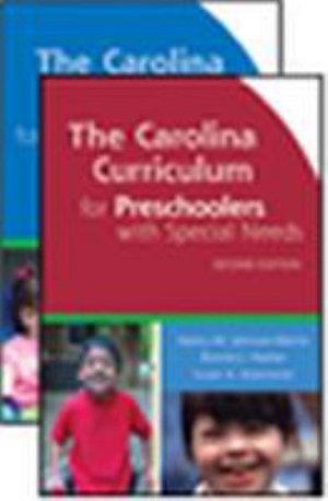 Carolina Curriculum Set: Infants and Toddlers (9781557666536) 2ed and Preschoolers (9781557666543) 3ed - Footprint