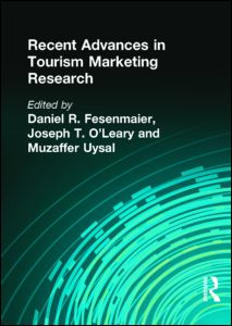 Recent Advances in Tourism Marketing Research