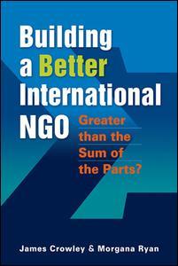 Building a Better International NGO