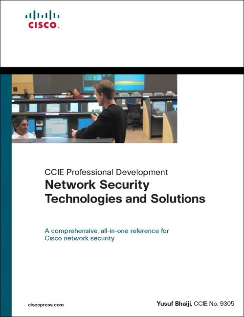 Network Security Technologies and Solutions
