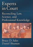 Experts in Court: Reconciling Law Science and Professional Knowledge