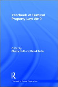 Yearbook of Cultural Property Law 2010