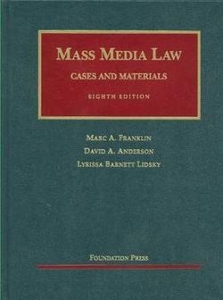 Mass Media Law:Cases&Materials 8e-WACD