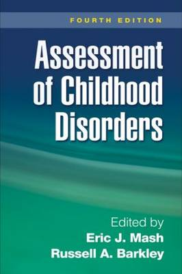 Assessment of Childhood Disorders 4ed