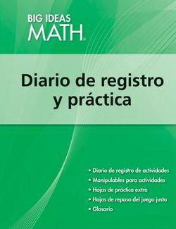 Big Ideas Math Green, Record and Practice Journal Spanish Edition (1 year)