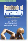 Handbook of Personality: Theory and Research 3ed