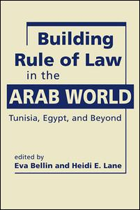 Building Rule of Law in the Arab World