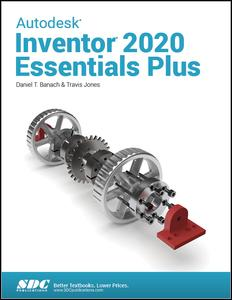Autodesk Inventor 2020 Essentials Plus