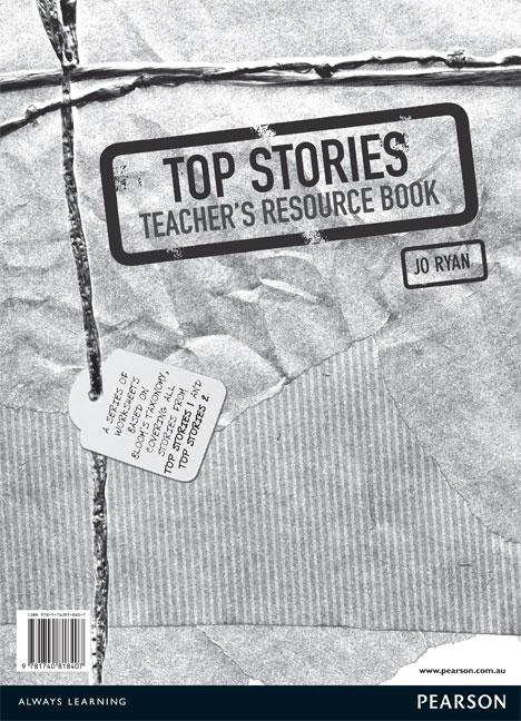 Top Stories Teacher's Resource Book