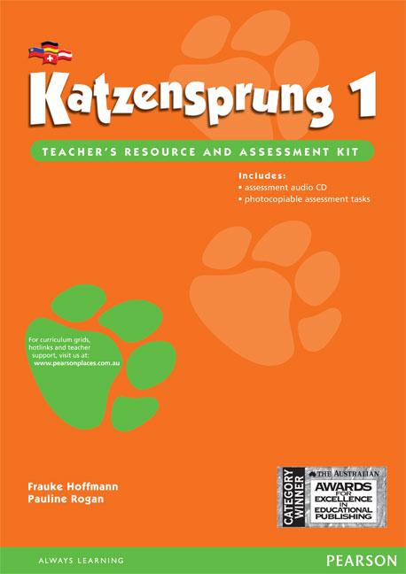 Katzensprung 1 Teacher's Resource and Assessment Kit