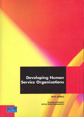Developing Human Services Organisations