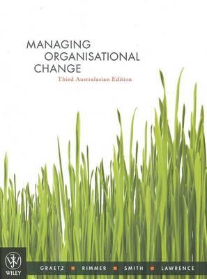 Managing Organisational Change