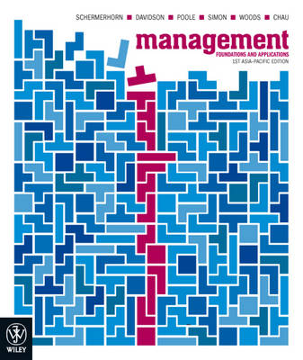 Management Foundations and Applications 1st Asia Pacific Edition Ebook Card Perpetual + Istudy Version 2 + Sustainability Supplement