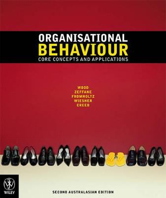Organisational Behaviour Core Concepts 2E + Ebook Card 6Mths