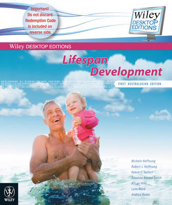 Lifespan Development First Australasian Edition + Ebook Card 6Mths