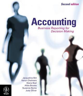 Accounting: Business Reporting for Decision Making 2E + Ebook + Global Financial Crisis Supplement
