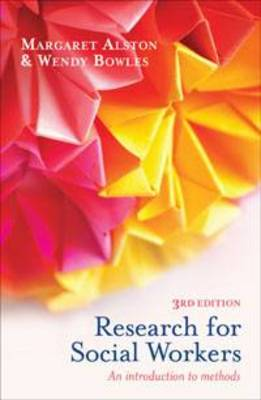 Research for Social Workers: An Introduction to Methods