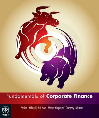 Fundamentals of Corporate Finance Australasian Edition + Wiley Desktop Edition + Interactive Study Guide