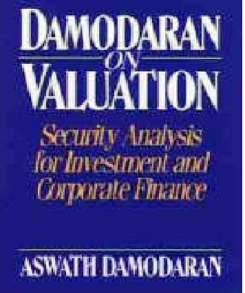Damodaran on Valuation 2e: Security Analysis for Investment and Corporate Finance + Study Guide