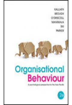 Organisational Behaviour : A Pyschological Perspective 2nd Edition