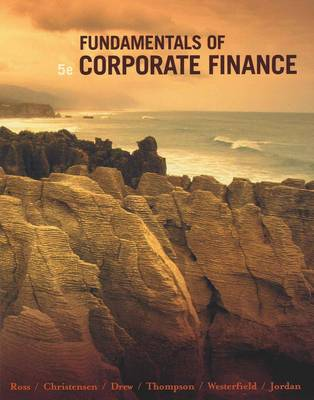 Fundamentals of Corporate Finance (Aust edition) + Connect [Package]