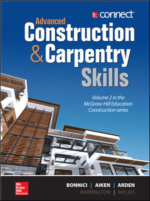 Advanced Construction and Carpentry Skills, Blended Learning Package