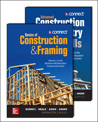 Construction, Volumes 1 & 2, Blended Learning Package