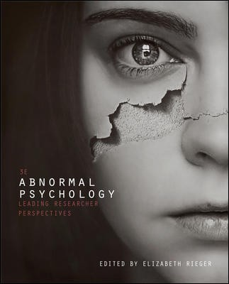 EP Abnormal Psychology : Leading Researcher Perspectives 3rd Edition + CNCT OL