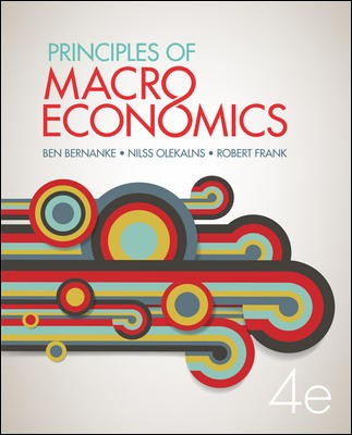 Principles of Macroeconomics 4th Edition + Connect