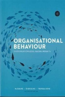 EP Organisational Behaviour : Emerging Knowledge, Global Insights + CONNECT Access Card