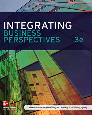 Cust Integrating Business Perspectives
