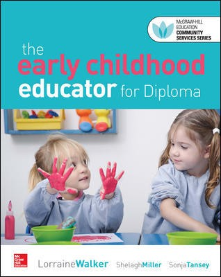 The Early Childhood Educator for Diploma Blended Learning Package