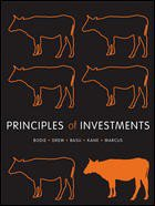 Pack Principles of Investments Connect Online