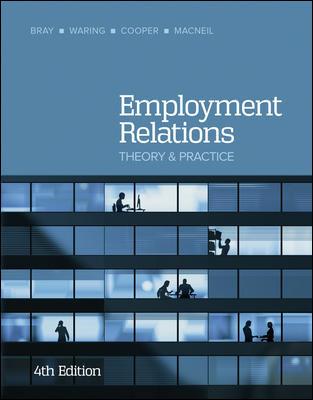 Employment Relations, 4e