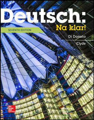 Pack Deutsch: Na Klar! (includes Connect)