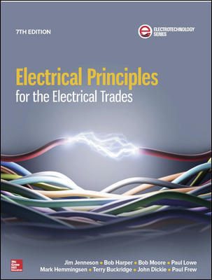 Electrical Principles for The Electrical Trades + Electrical Wiring Practice + Telecommunications (Pack with Connect, eBook)