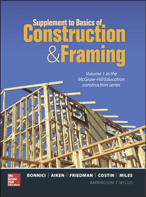 Supplement to Basics of Construction and Framing