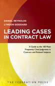 Leading Cases in Contract Law