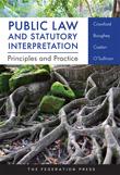 Public Law and Statutory Interpretation