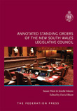 Annotated Standing Orders of the New South Wales Legislative Council