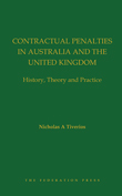 Contractual Penalties in Australia and the United Kingdom