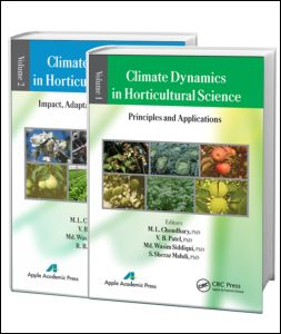 Climate Dynamics in Horticultural Science, Two Volume Set